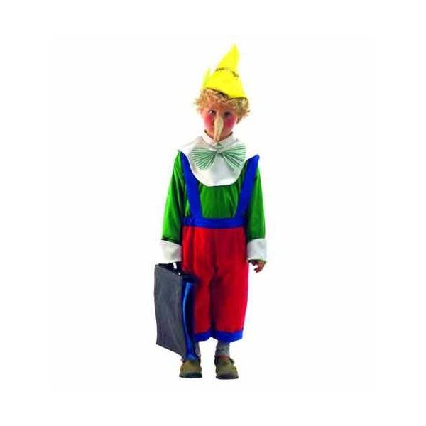 Disfraz de Pinocho Infantil Niño
