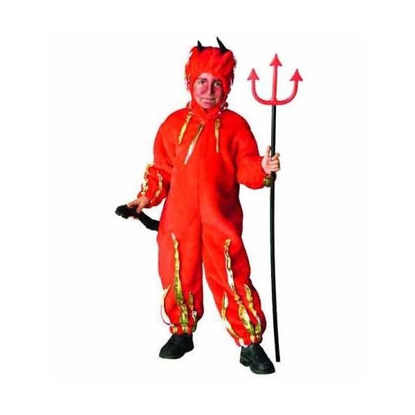 Disfraz de demonio Infantil Niño