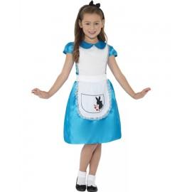Disfraz de Alicia Maravillas Infantil