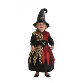 Disfraz  Bruja Markisa Bebe Halloween