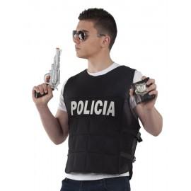 Chaleco Policía Adulto
