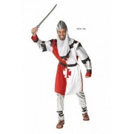 Disfraz Cruzado Medieval Adulto Hombre