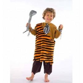Disfraz Troglodita Tigre Infantil Niño