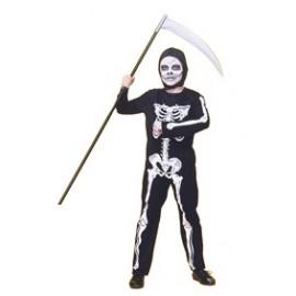 Disfraz Esqueleto Infantil Niño