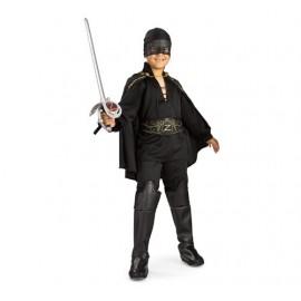 Disfraz de el Zorro Infantil Niño