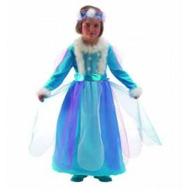 91203 - Princesa azul petalos