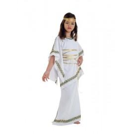 Disfraz Griega o Romana Infantil Niña