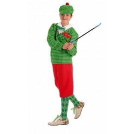 Disfraz Jugador de Glof Infantil