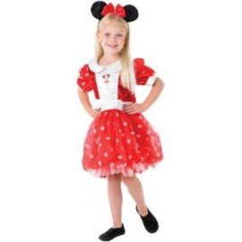 883865 - MINNIE MOUSE DELUXE ROJA