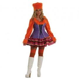 Disfraz Rusa Adulto Mujer