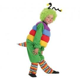 Disfraz de Gusanito Infantil Niño