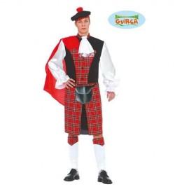 Disfraz Escoces Adulto Hombre