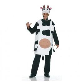 disfraz de vaca adulto