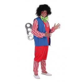 Disfraz Muñeco Cuerda Hombre
