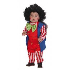 Disfraz Muñeco de Cuerda bebe