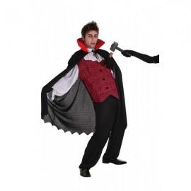 Disfraz Vampiro Fantasmitas Adulto Hombre